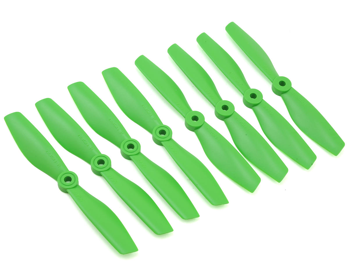 Align 5040 5 Inch Propeller (Green) (4 CW, 4 CCW)