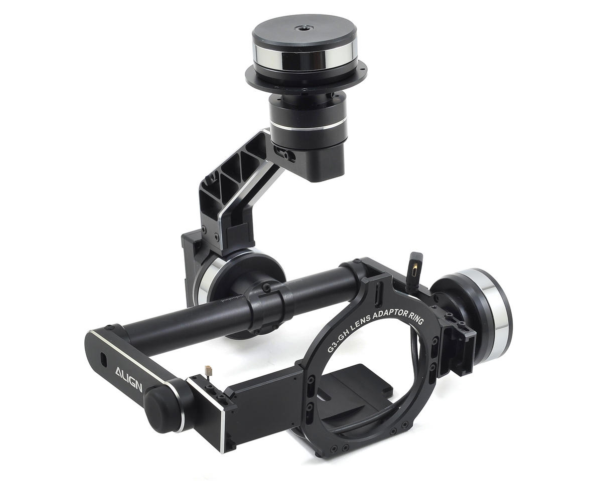 Align G3-5D  3 Axis Brushless Gimbal (Canon 5D)