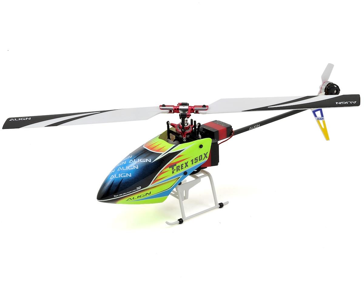 SCRATCH & DENT: Align T-Rex 150X DFC Combo RTF Helicopter
