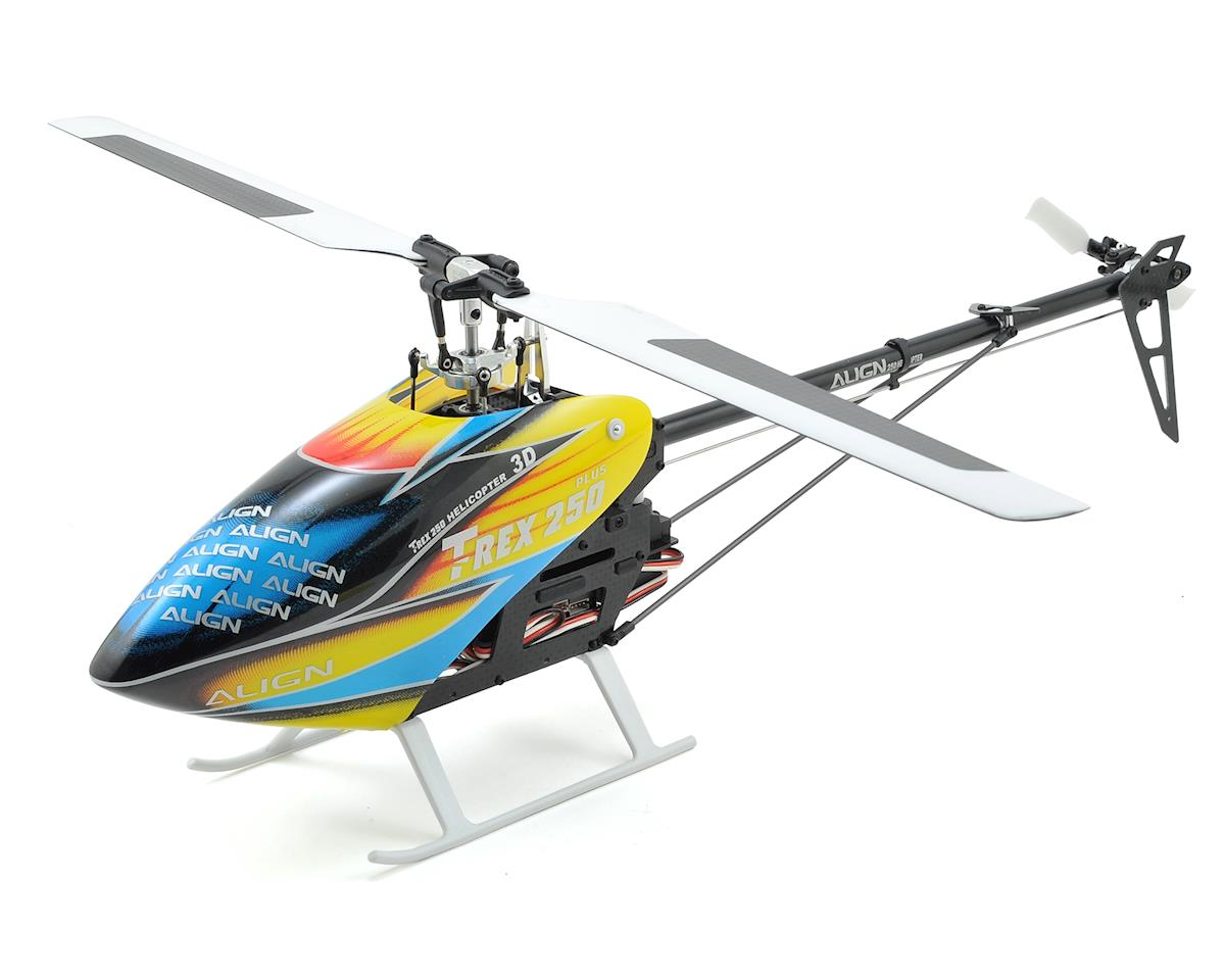 Align T-REX 250 Plus DFC Super Combo BTF Helicopter