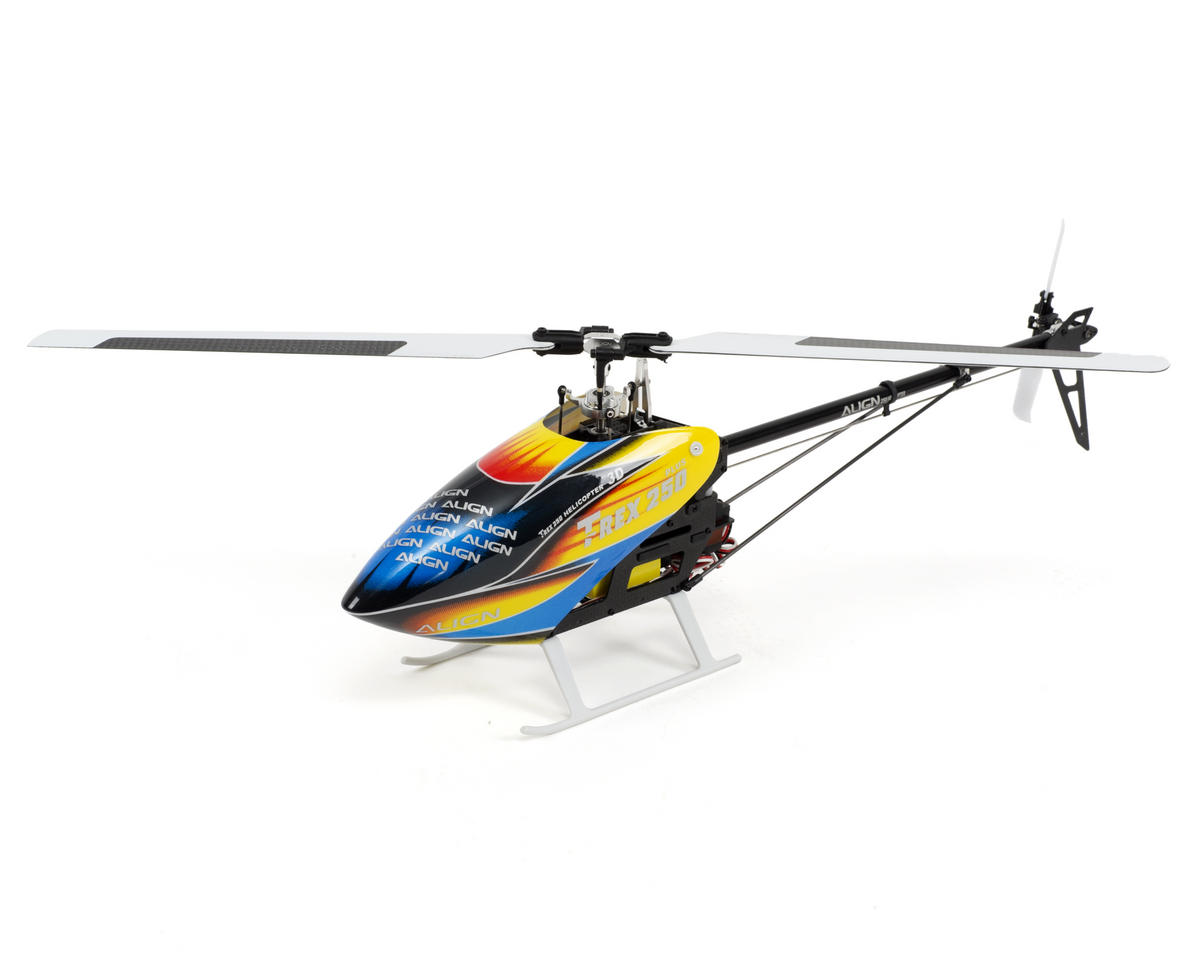 Align T-REX 250 Plus DFC RTF Helicopter