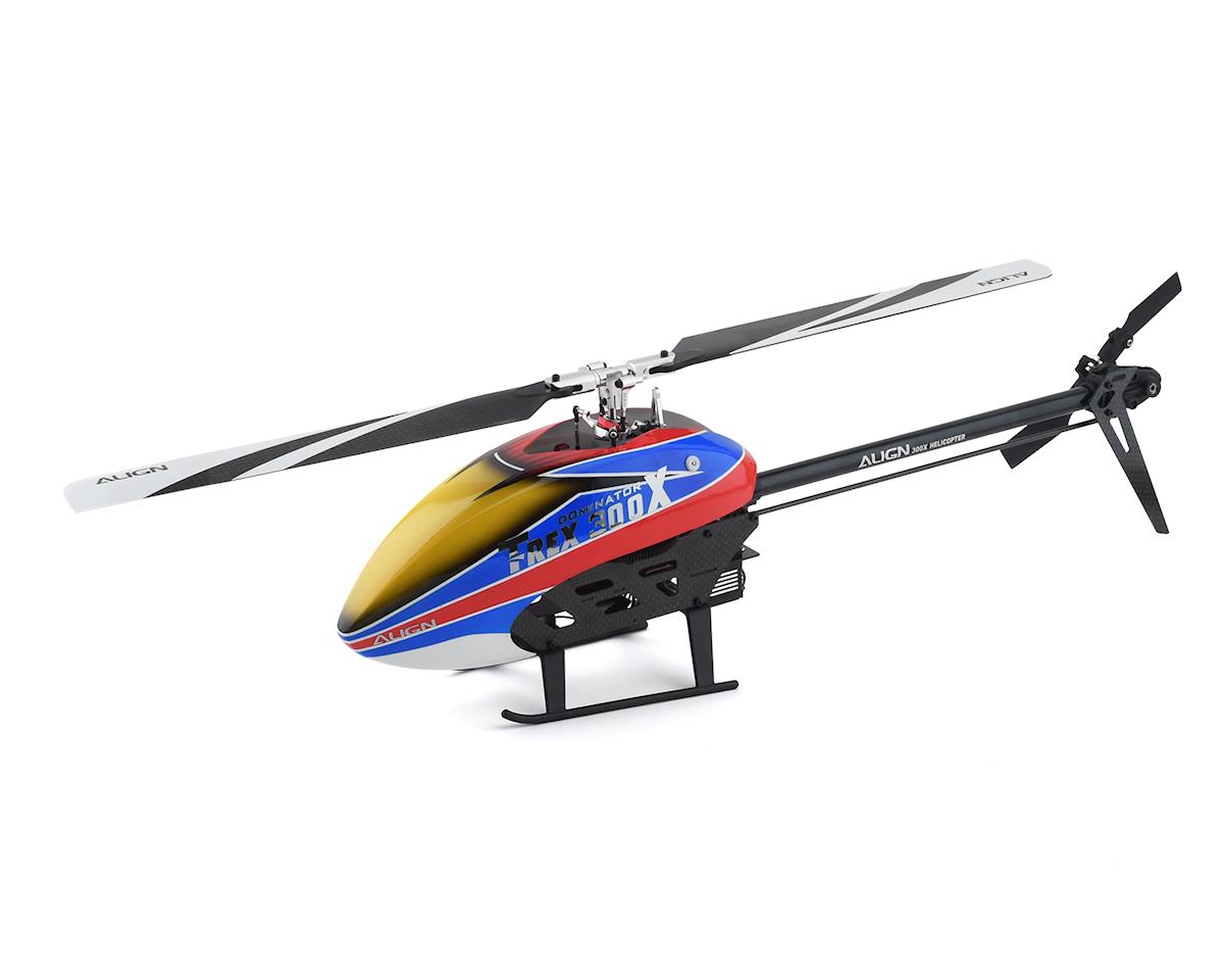 Align T-Rex 300X RTF Electric Helicopter