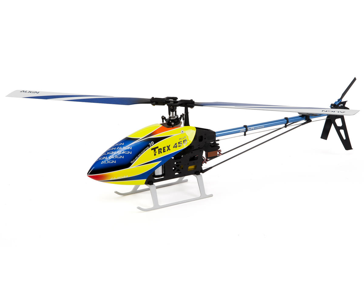 Align T-Rex 450 Plus DFC RTF Helicopter