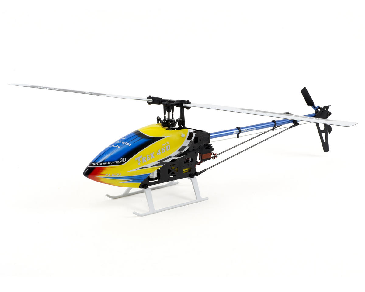 Align T-REX 450 Plus DFC BTF Helicopter