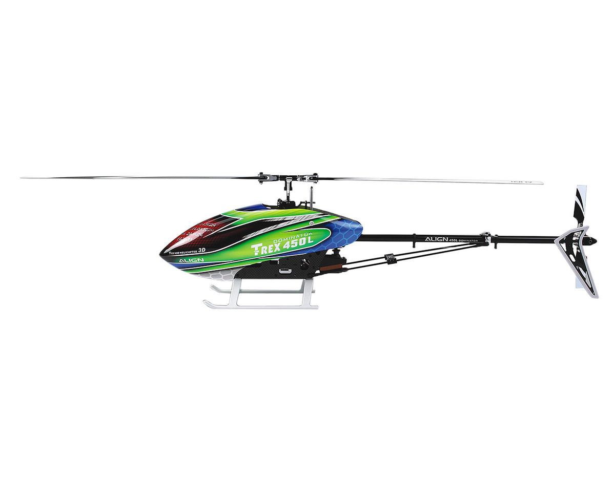 Align T-REX 450L Dominator Super Combo Helicopter Kit