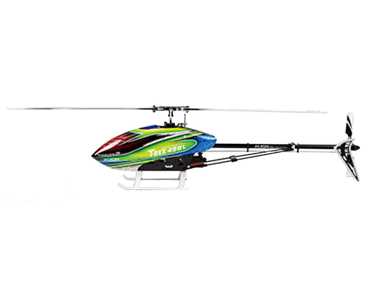 Align T-Rex 450L Dominator Combo Helicopter Kit