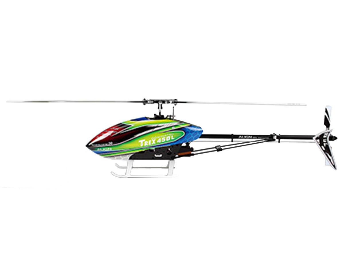 Align T-Rex 450L Dominator Combo Helicopter Kit