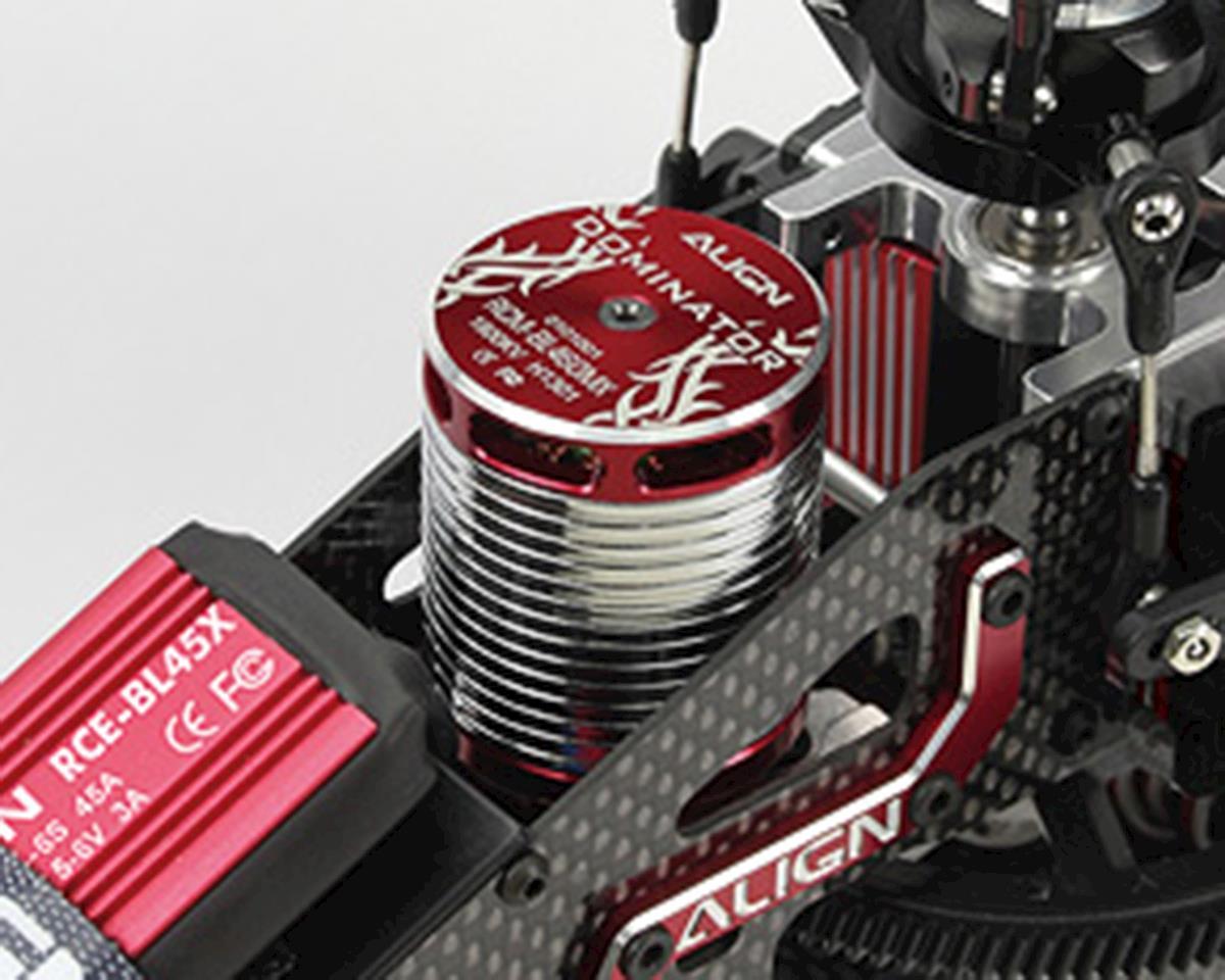 Image 3 for Align T-Rex 450L Dominator 6S Super Combo Heli Kit