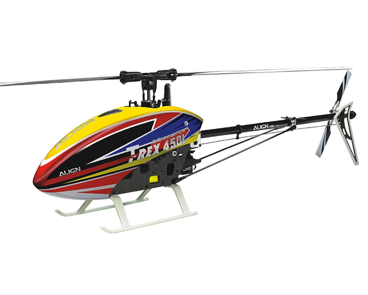 Align T-Rex 450LP Dominator RTF Electric Helicopter