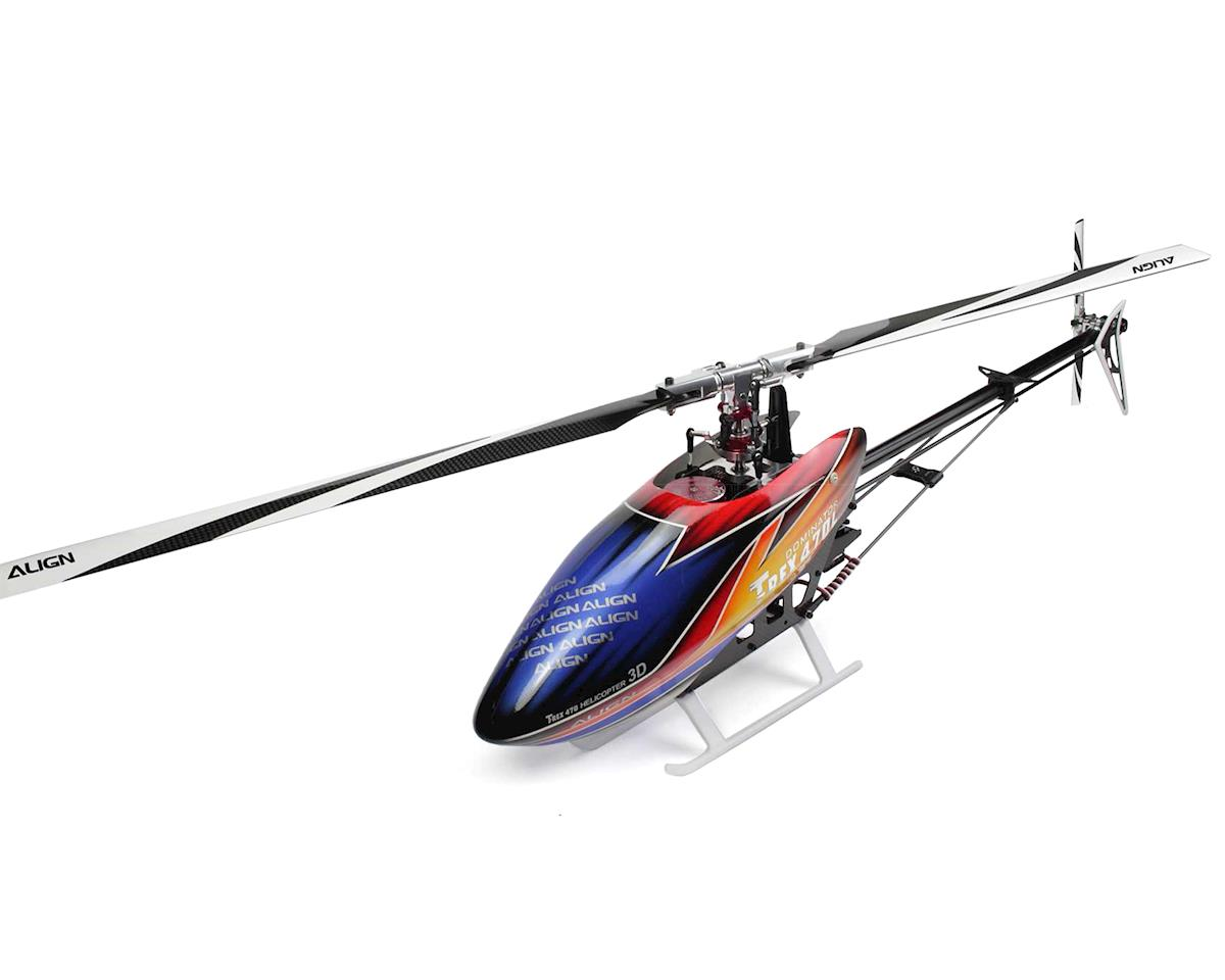 T-REX 470LM Dominator Super Combo Helicopter Kit