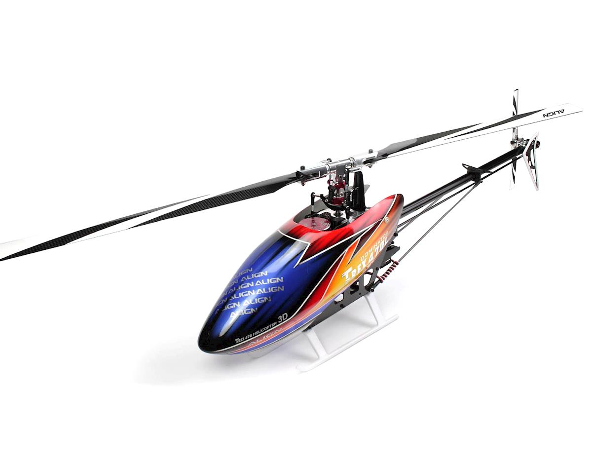 T-REX 470LT Dominator Super Combo Helicopter Kit
