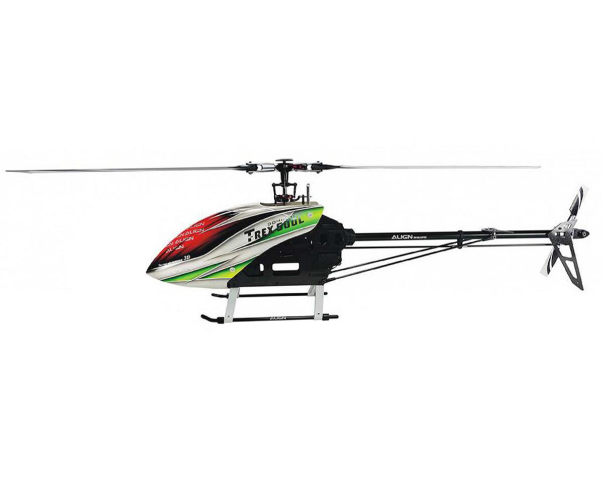 T-Rex 500L Dominator Super Combo Helicopter Kit