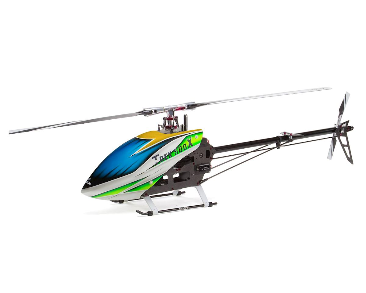T-Rex 500X Super Combo Helicopter Kit