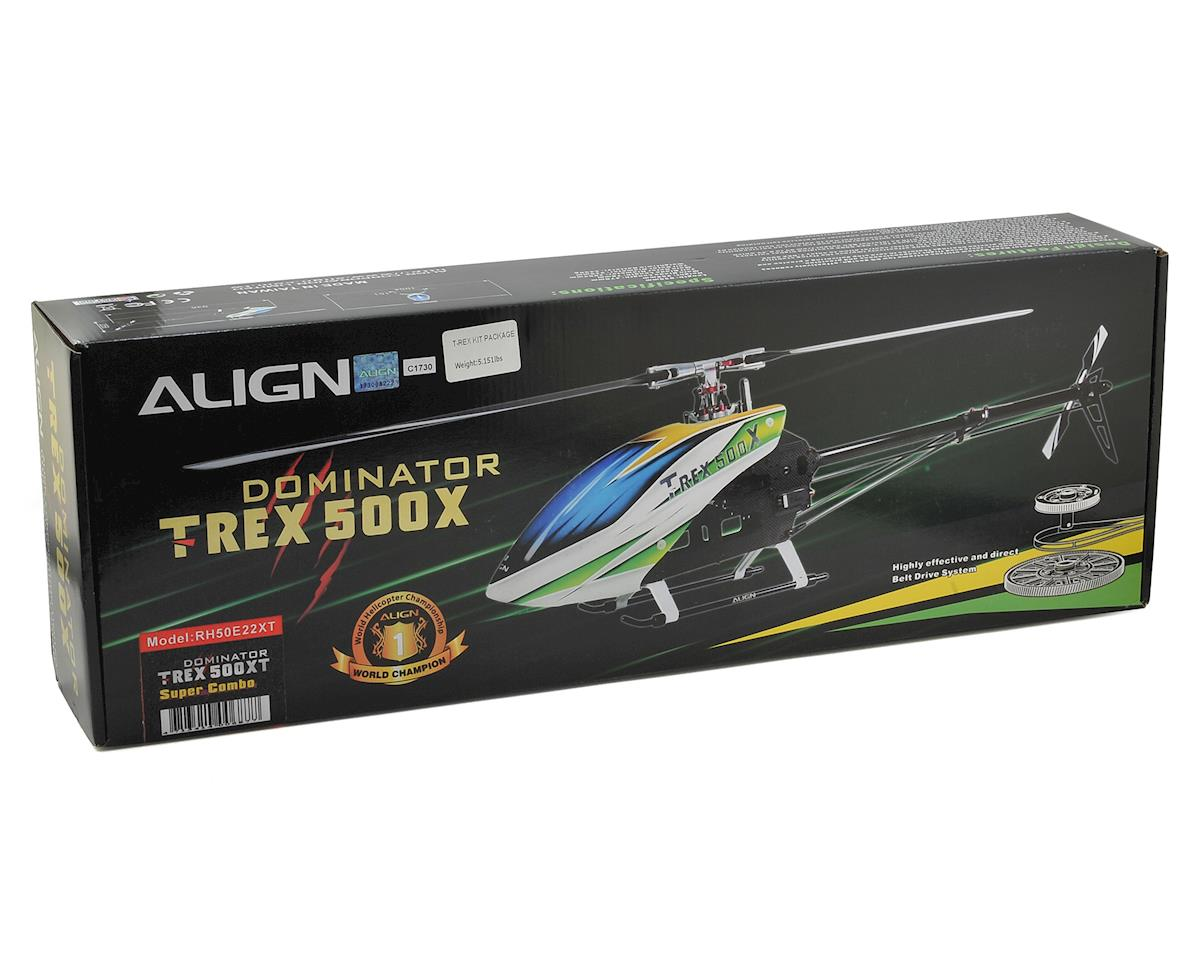 Align T-Rex 500X Top Combo Helicopter Kit