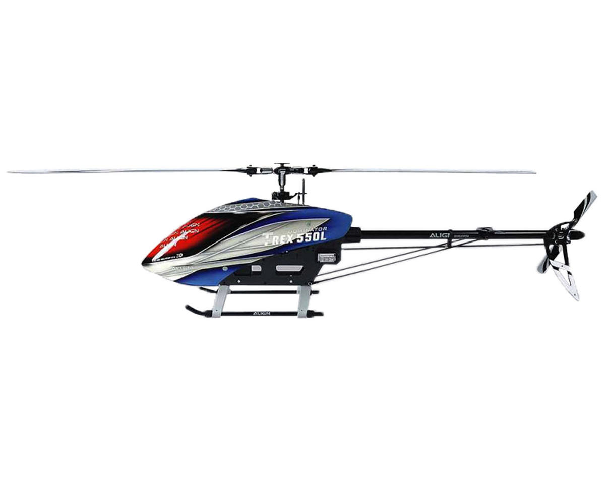 T-REX 550L Dominator Super Combo Helicopter Kit