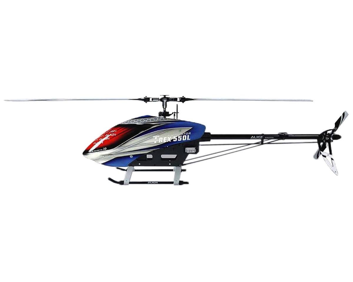 Align T-REX 550L Dominator Super Combo Helicopter Kit