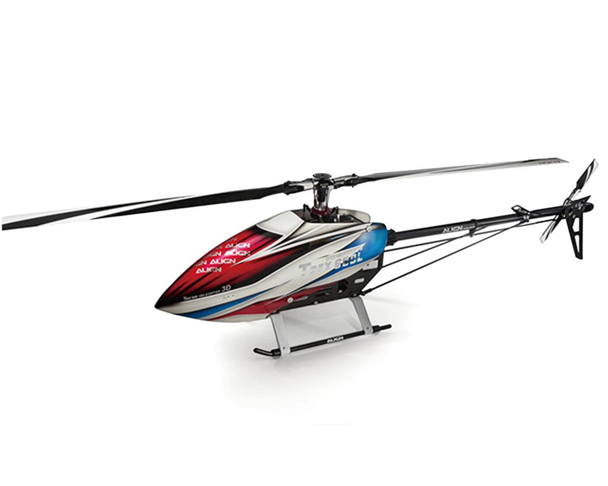 Align T-REX 600L Dominator Super Combo Helicopter Kit