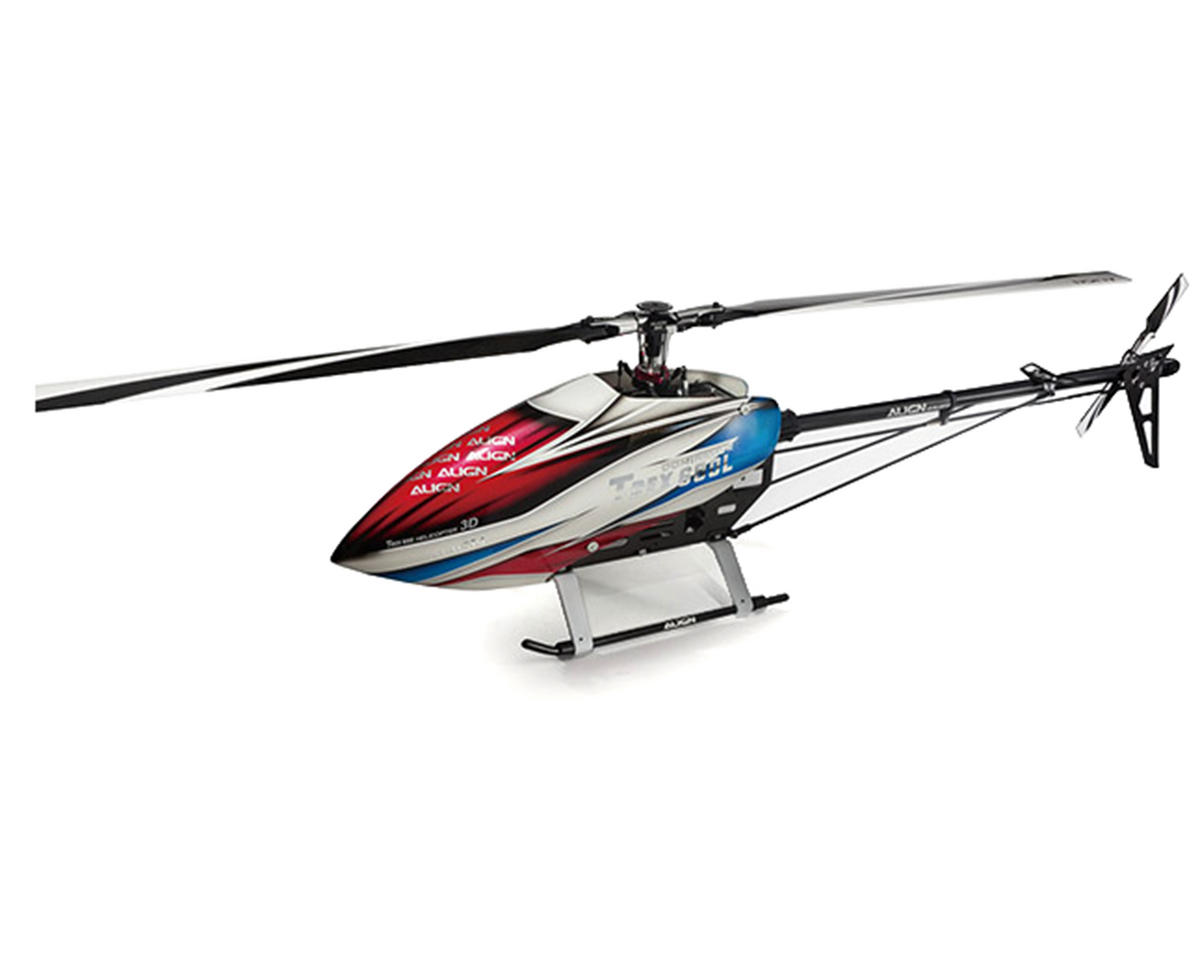 T-REX 600L Dominator Super Combo Helicopter Kit