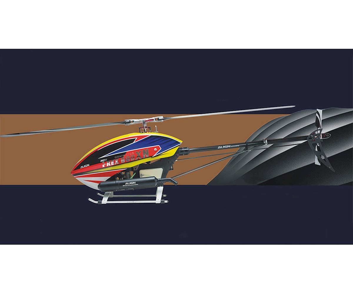 Align T-REX 600XN Super Combo Nitro Helicopter Kit