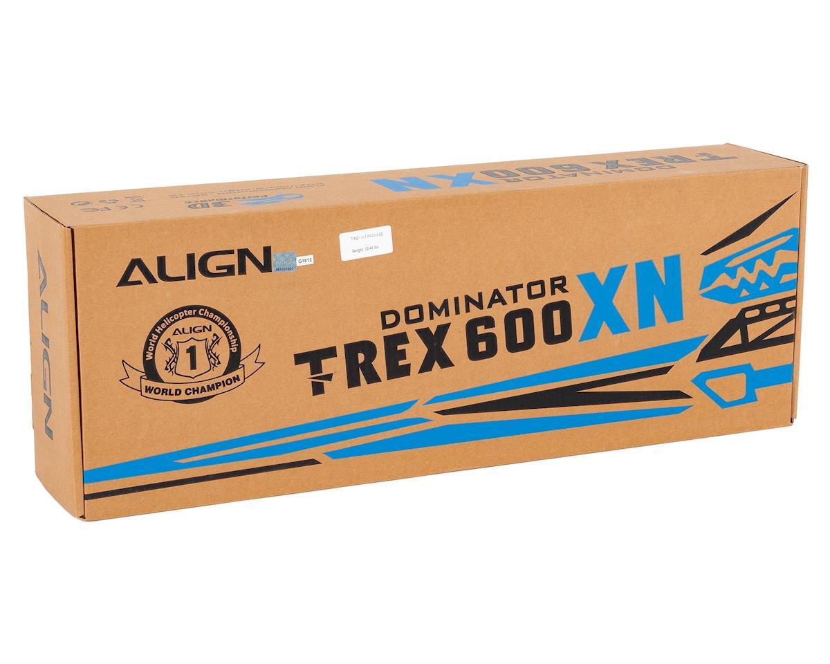 Align T-REX 600XN Combo Nitro Helicopter Kit