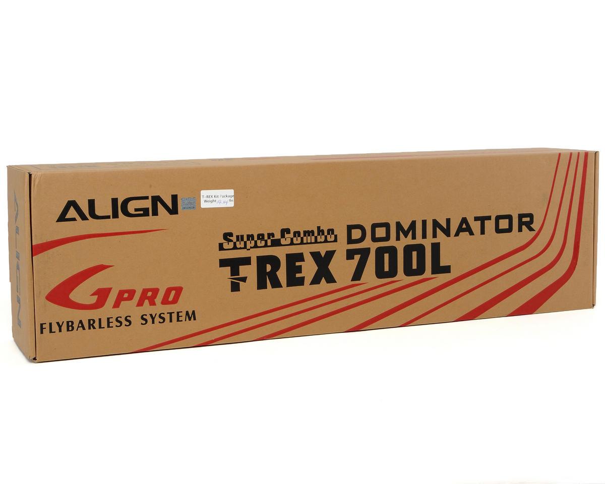 Align T-REX 700L Dominator HV Super Combo