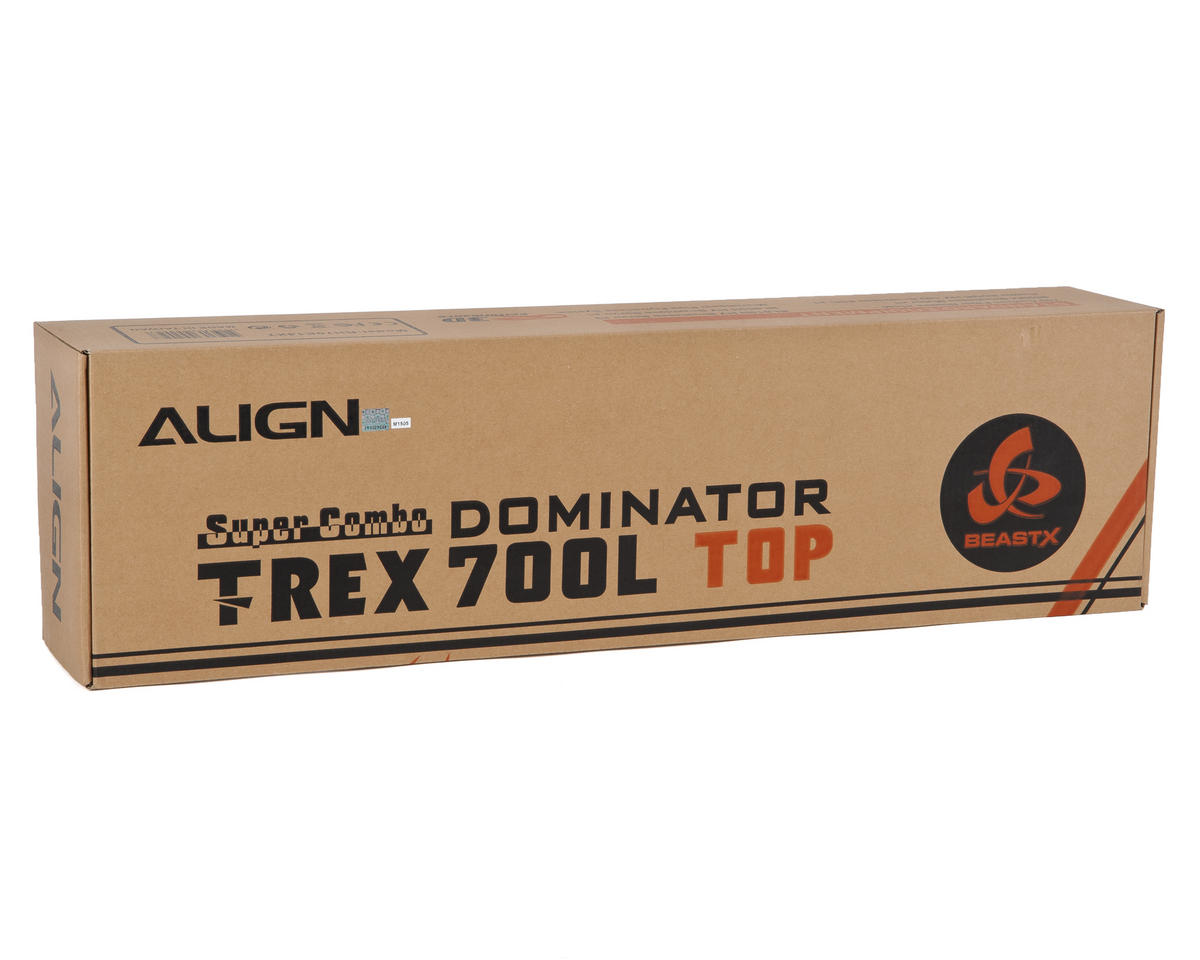 Align T-REX 700L TOP Dominator Super Combo