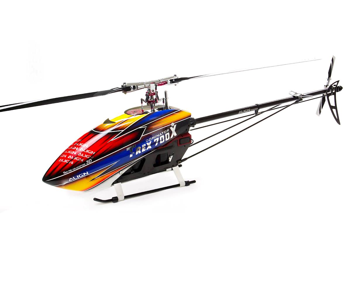 T-REX 700X Dominator Super Combo Electric Helicopter Kit by Align