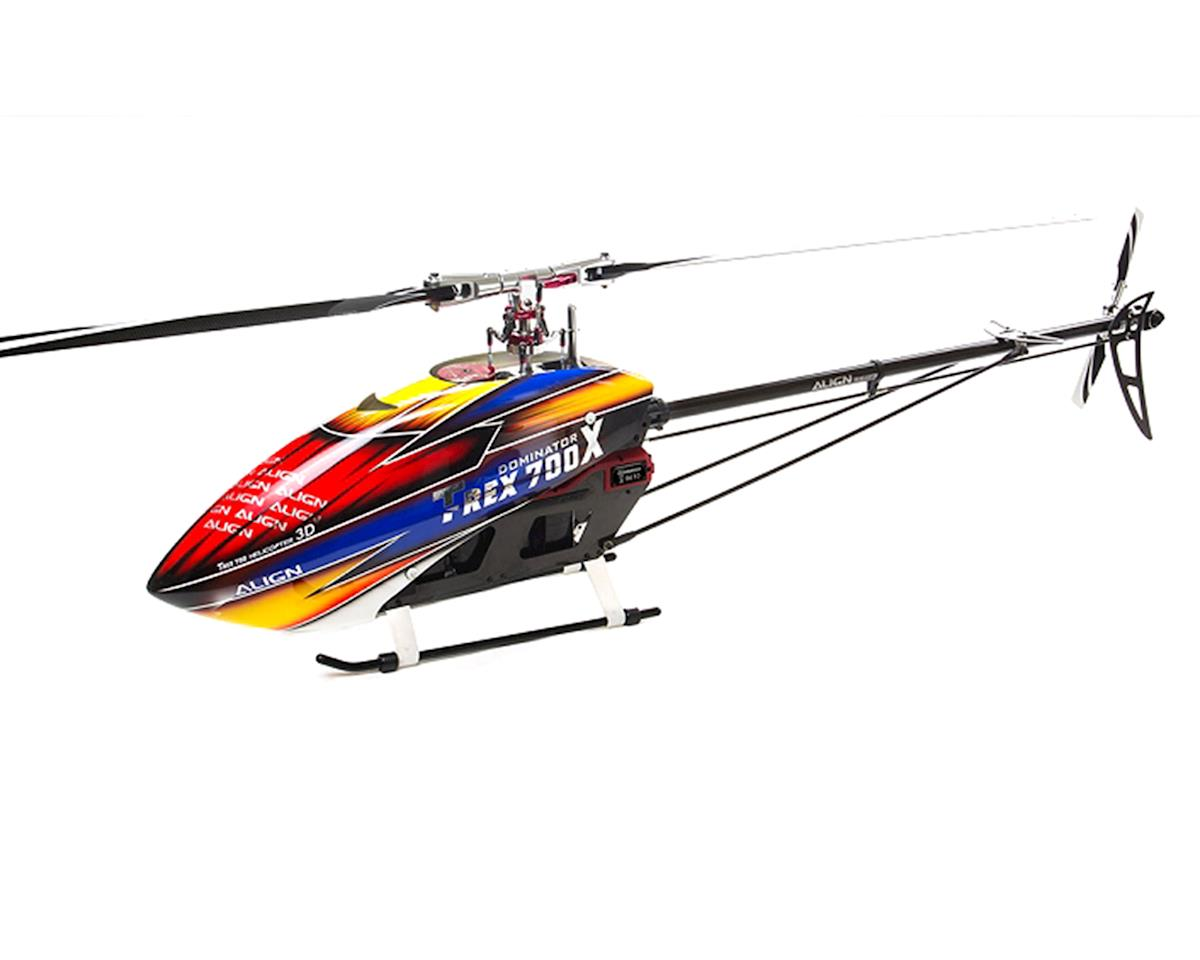 T-REX 700X TOP Combo Electric Helicopter Kit