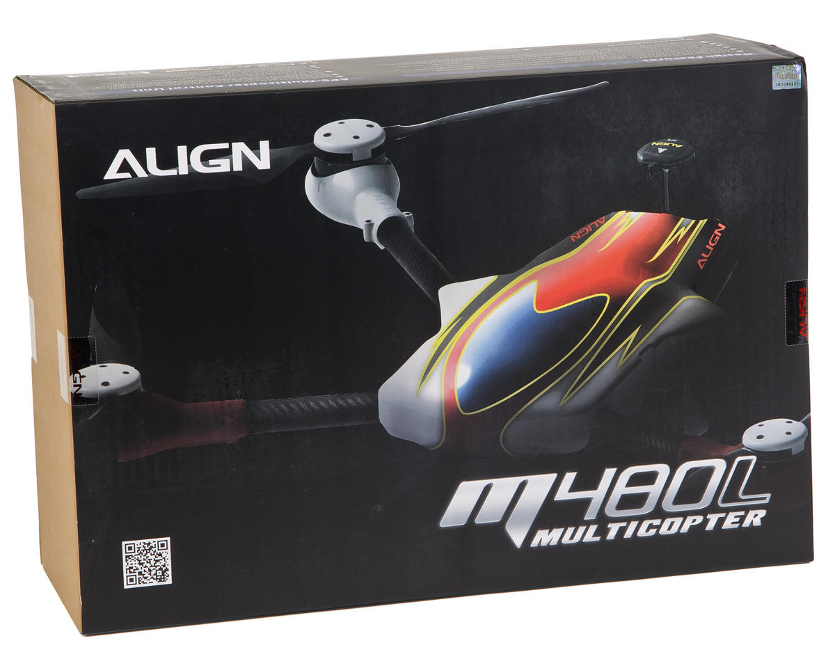 Align M480L Quadcopter Drone Super Combo Kit