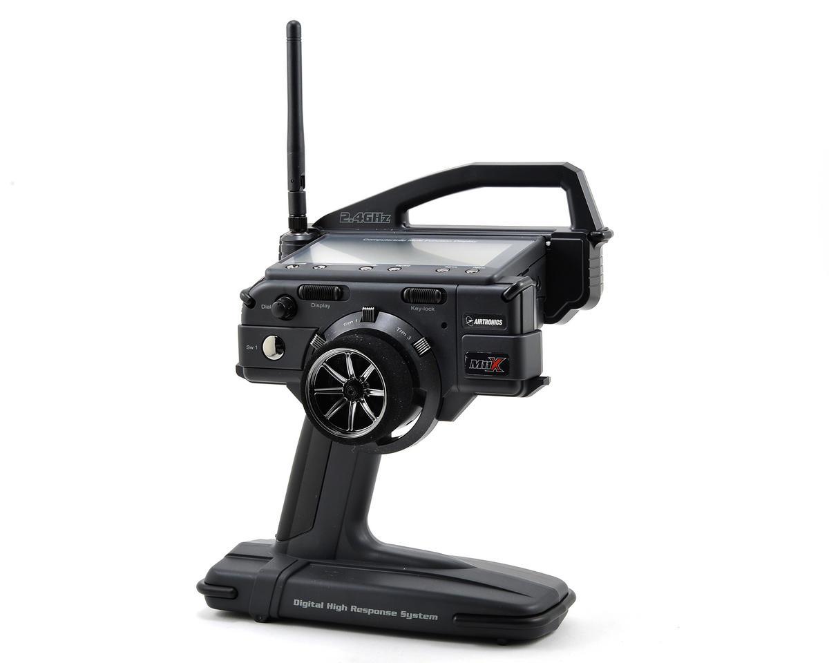 Airtronics M11X FHSS-3 2.4GHz Radio System w/92744 4-Channel Receiver