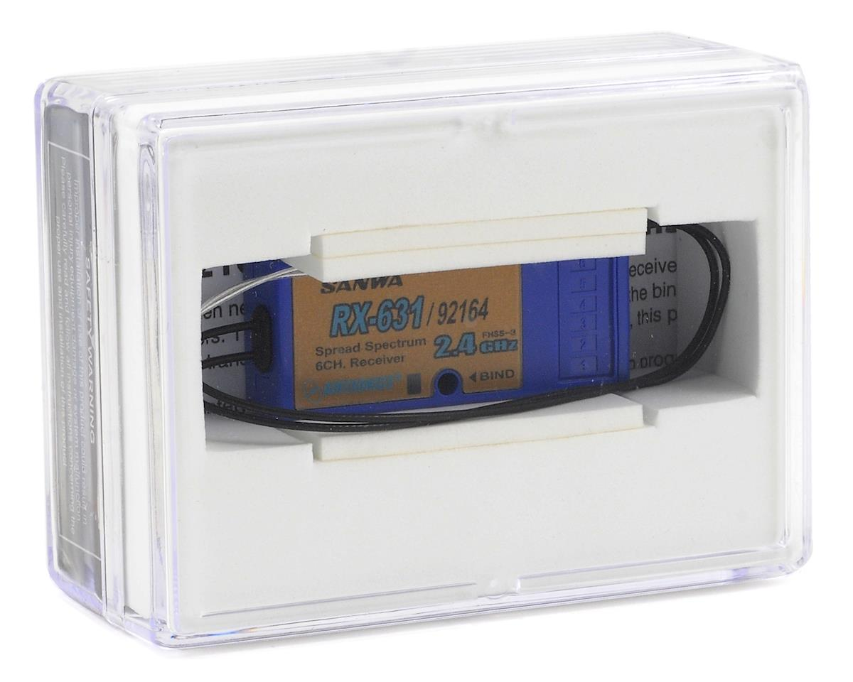 Airtronics RX631 2.4GHz FHSS-3 6-Channel Receiver