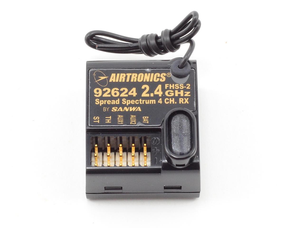 Airtronics 2.4 Ghz FHSS-2 4 Channel Receiver (M11/M11X/MX-3FG)