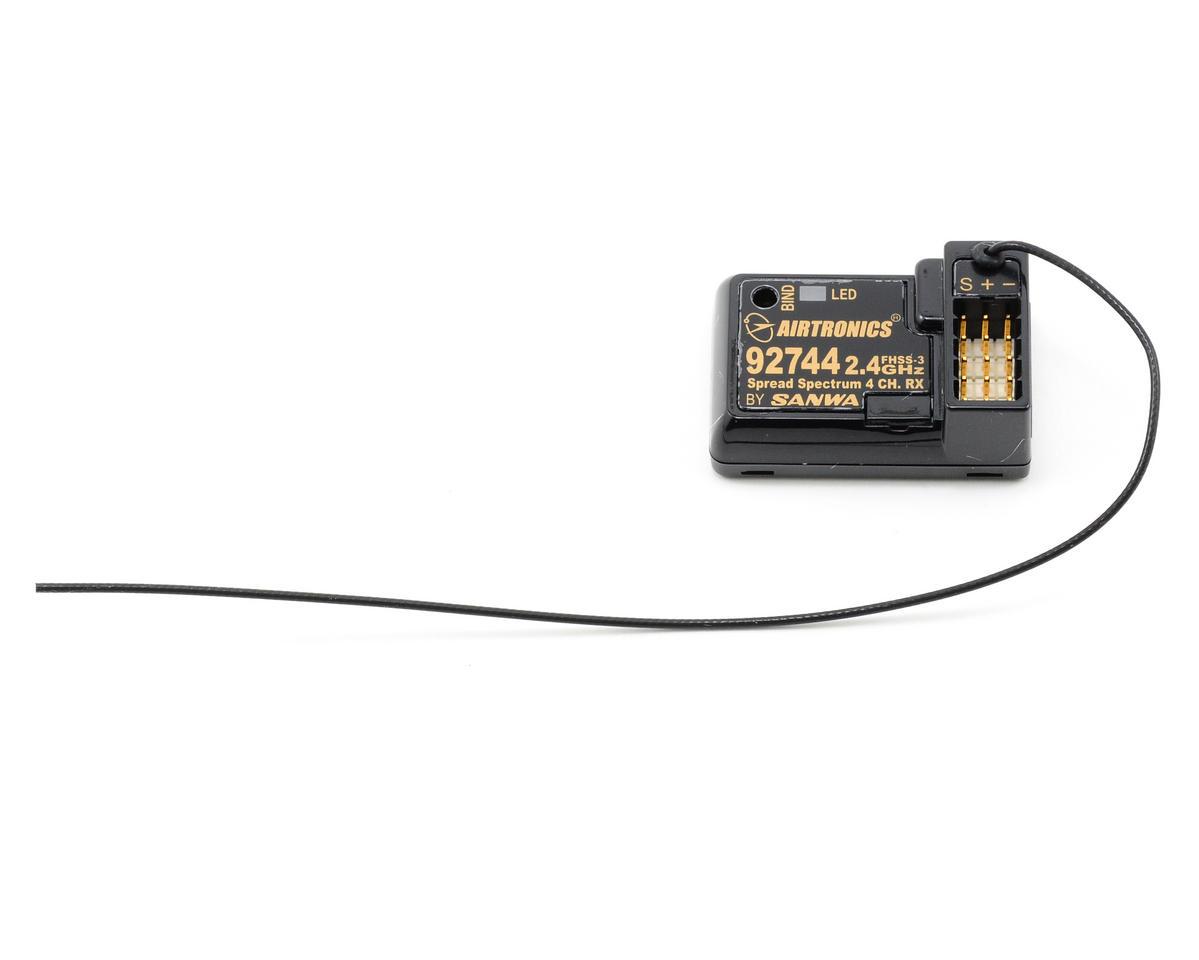 Airtronics 2.4 Ghz FHSS-3 4 Channel Receiver