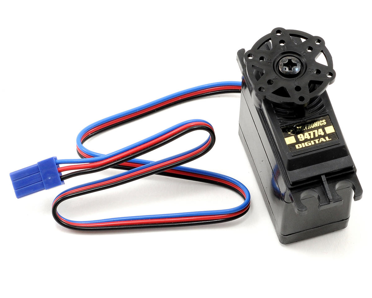 Airtronics 94774 Digital Hi-Speed Ball Bearing Metal Gear Servo
