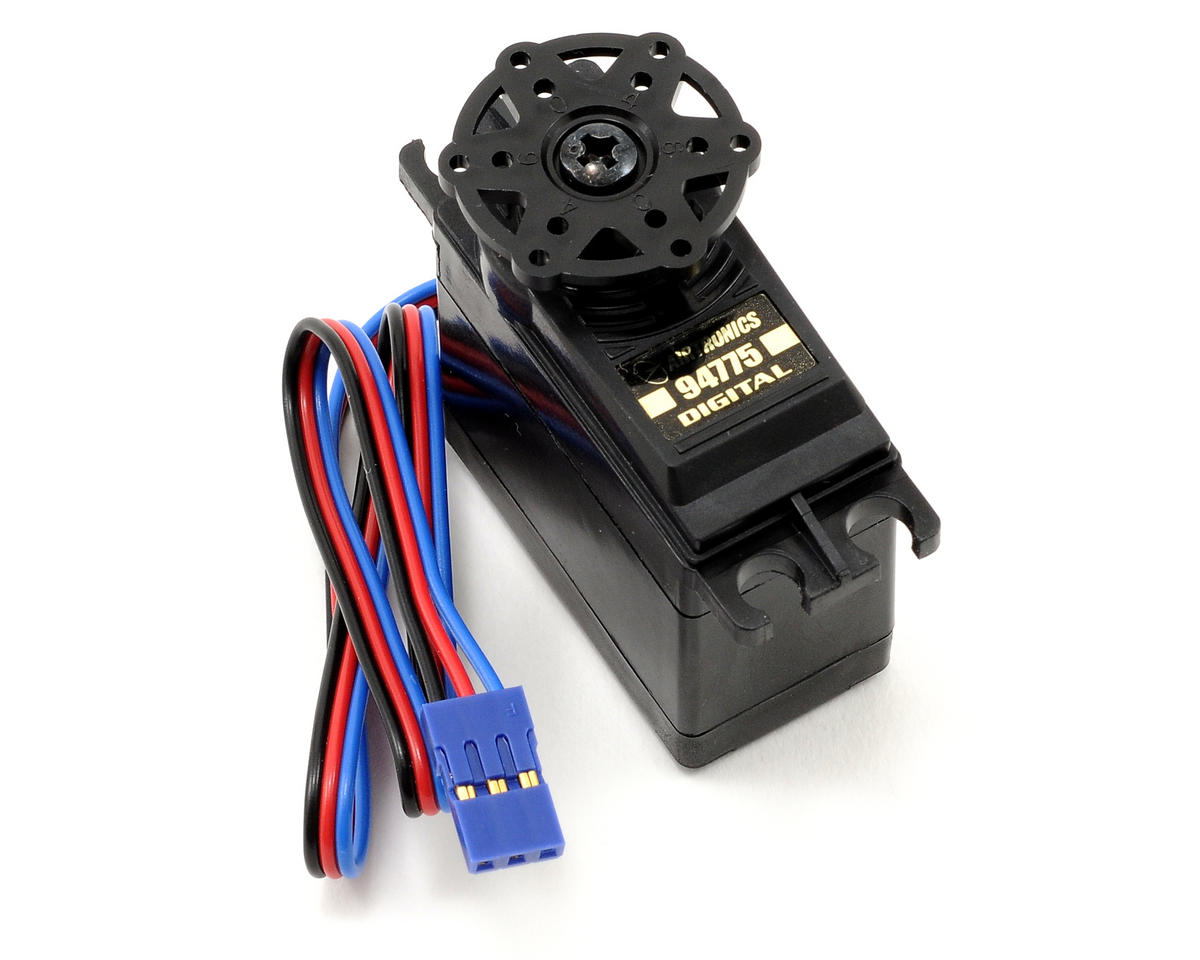 Airtronics 94775 Digital Hi-Power Ball Bearing Metal Gear Servo