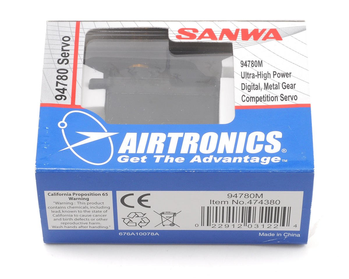 Airtronics 94780M MG Digital High Power Servo