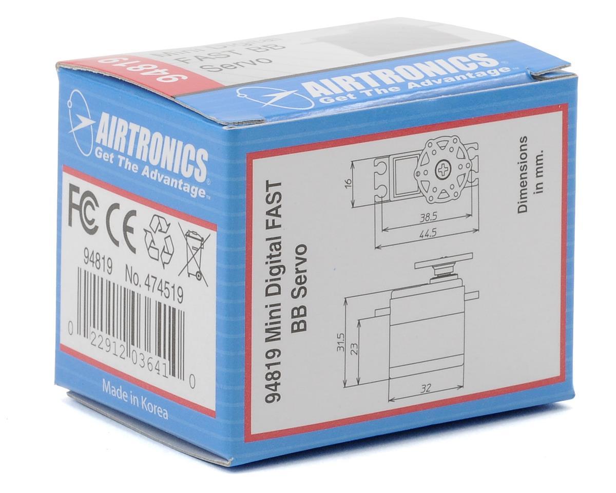 Airtronics 94819 FAST Mini Ball Bearing Digital Servo