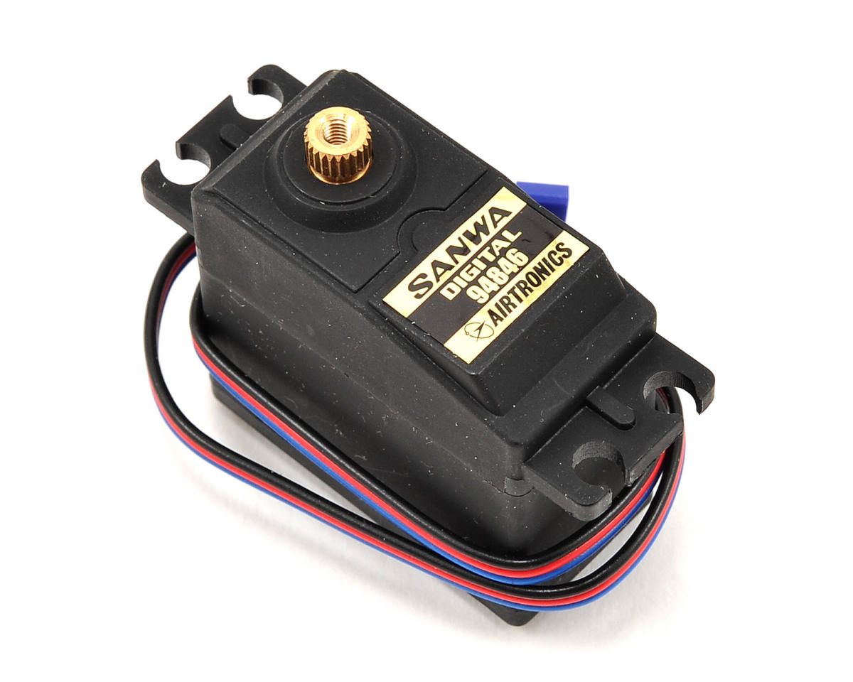 Airtronics 94846 Digital Hi-Torque Ball Bearing Metal Gear Servo