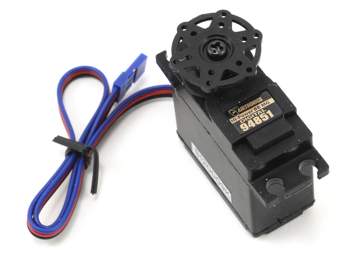 Airtronics 94851 Digital Hi-Power Ball Bearing Metal Gear Servo