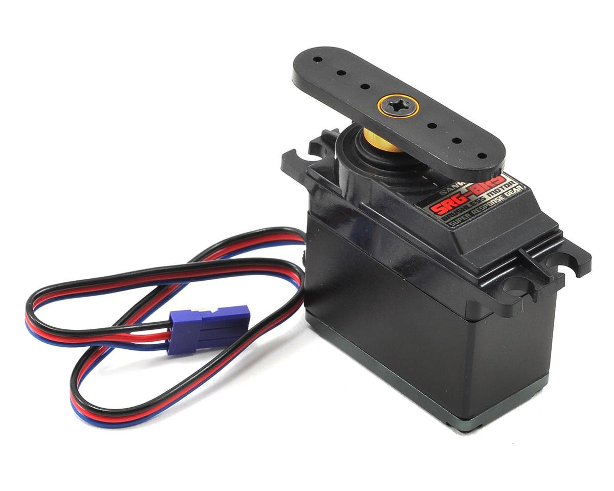 Airtronics 94933D SRG-BRS Brushless Servo w/Detachable Wire (High Voltage)