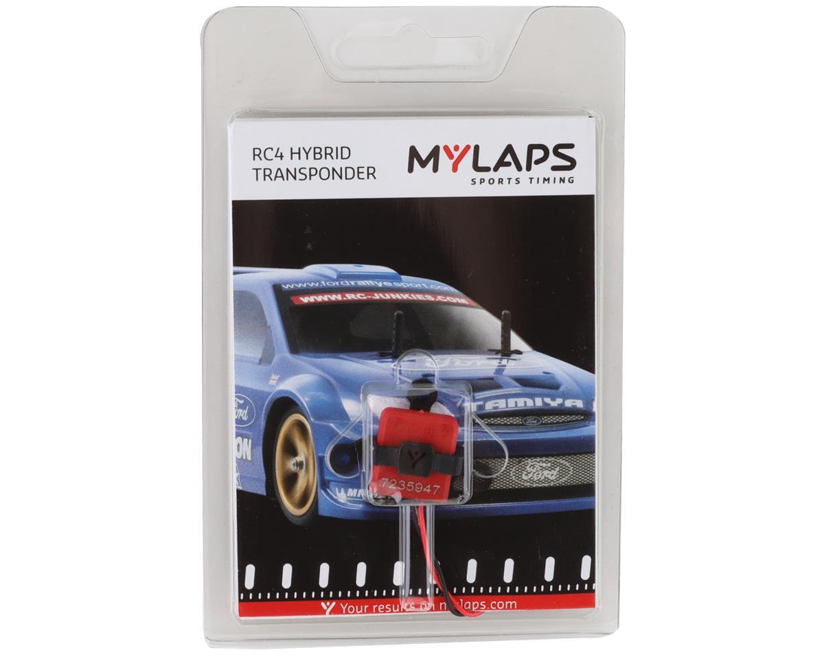 MYLAPS Personal RC4 Hybrid Direct Powered Transponder