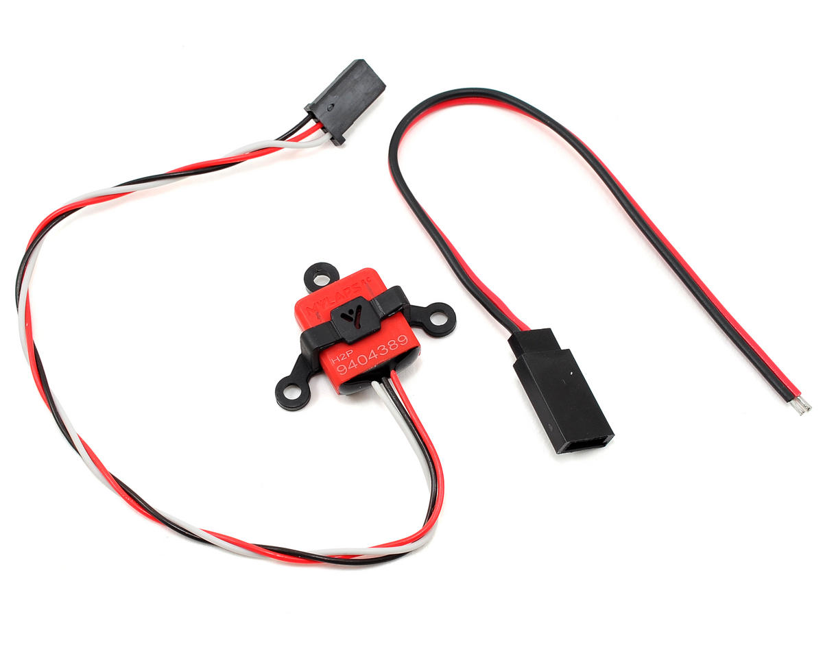"RC4 ""3-Wire"" Direct Powered Personal Transponder"