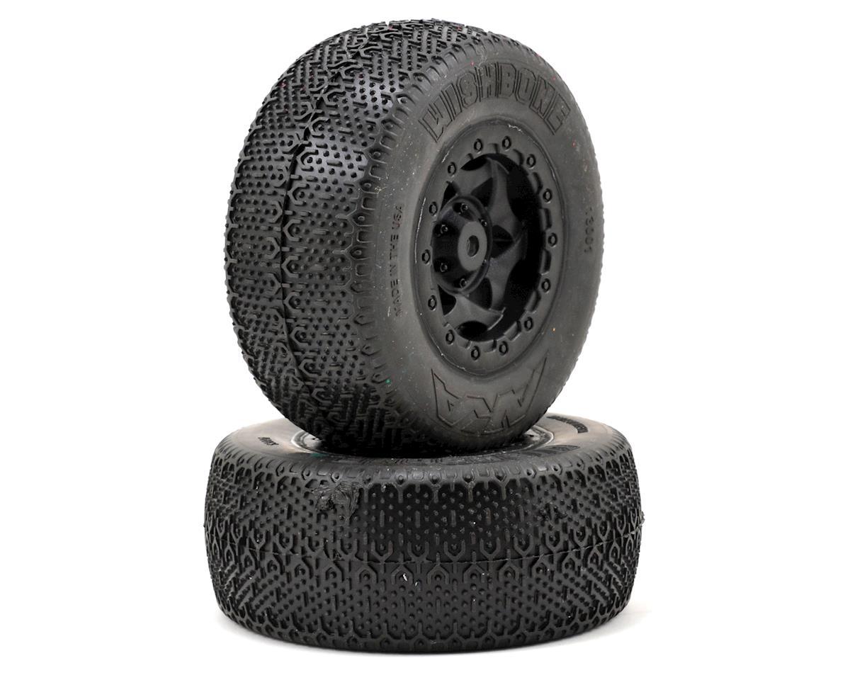AKA Wishbone Short Course Pre-Mounted Tires (SC5M) (2)