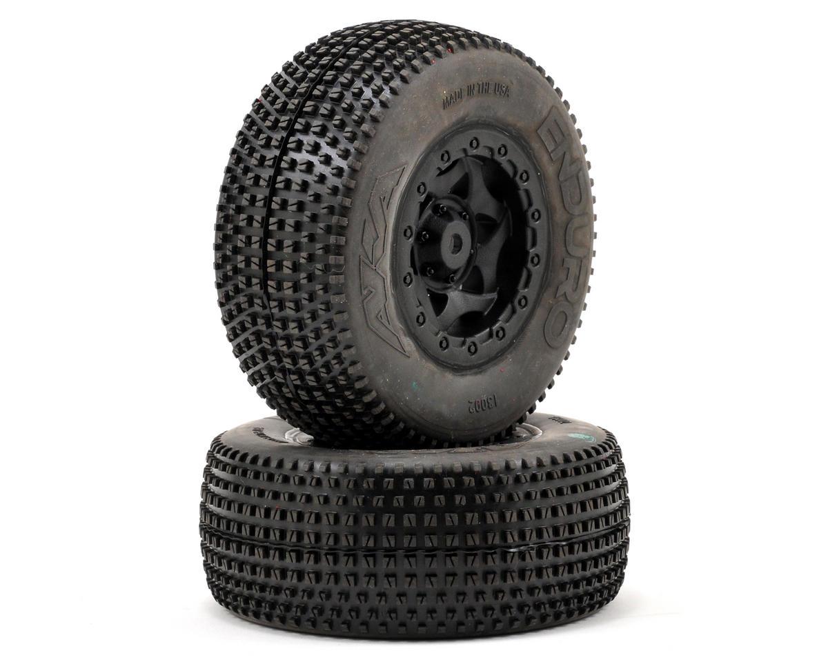 AKA Enduro SC Pre-Mounted Tires (TEN-SCTE) (2) (Black)