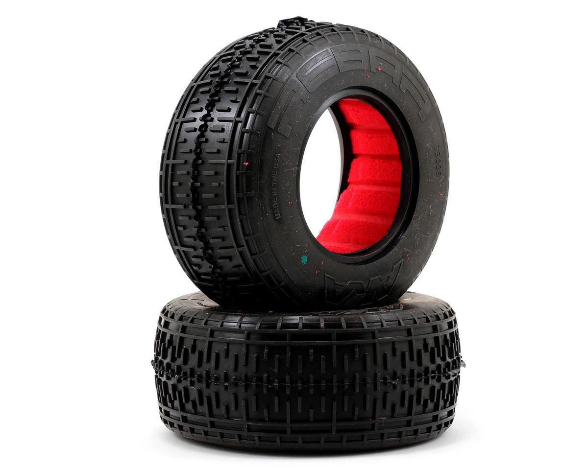 SCRATCH & DENT: AKA Rebar Short Course Tires (2) (Soft)
