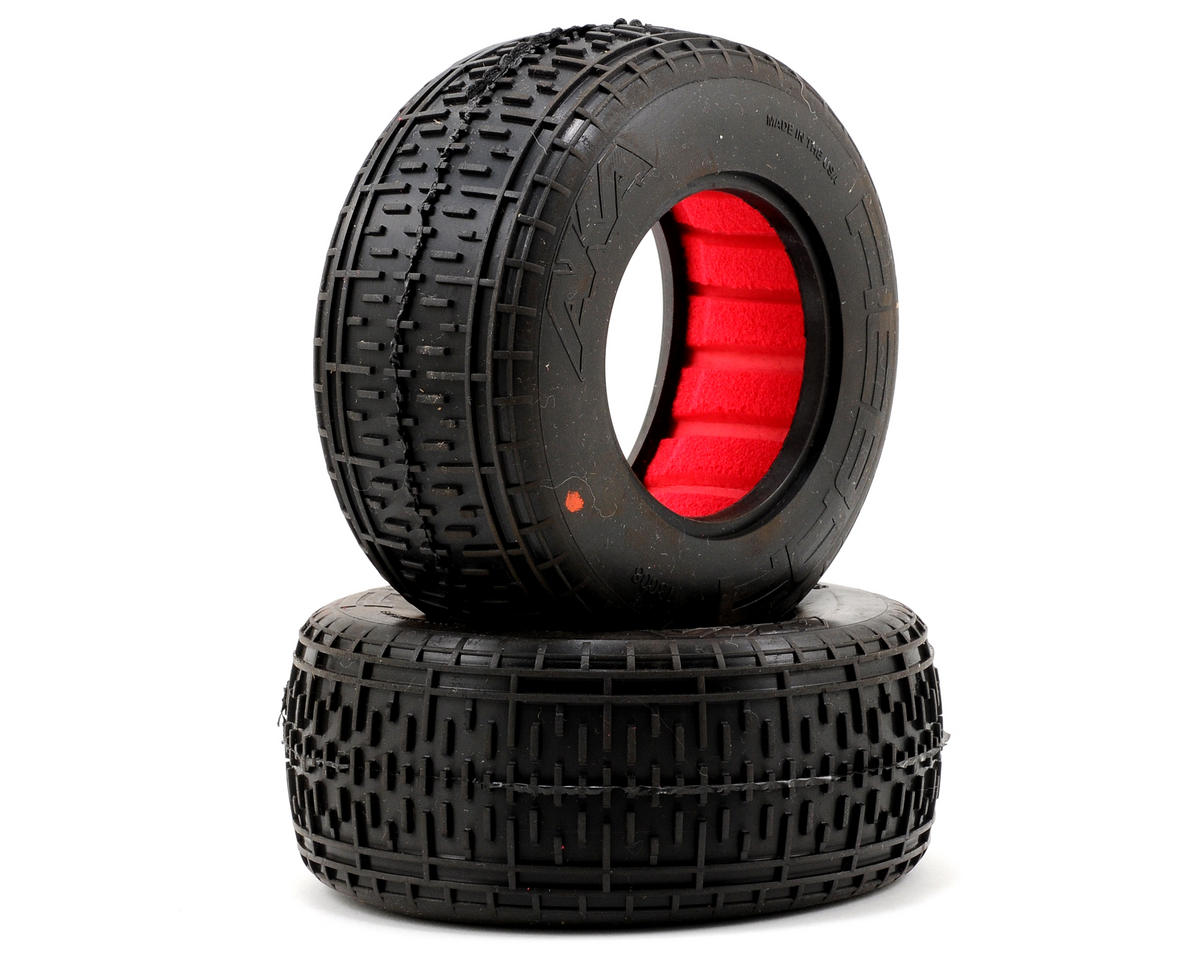 AKA Rebar Short Course Tires (2) (Super Soft)