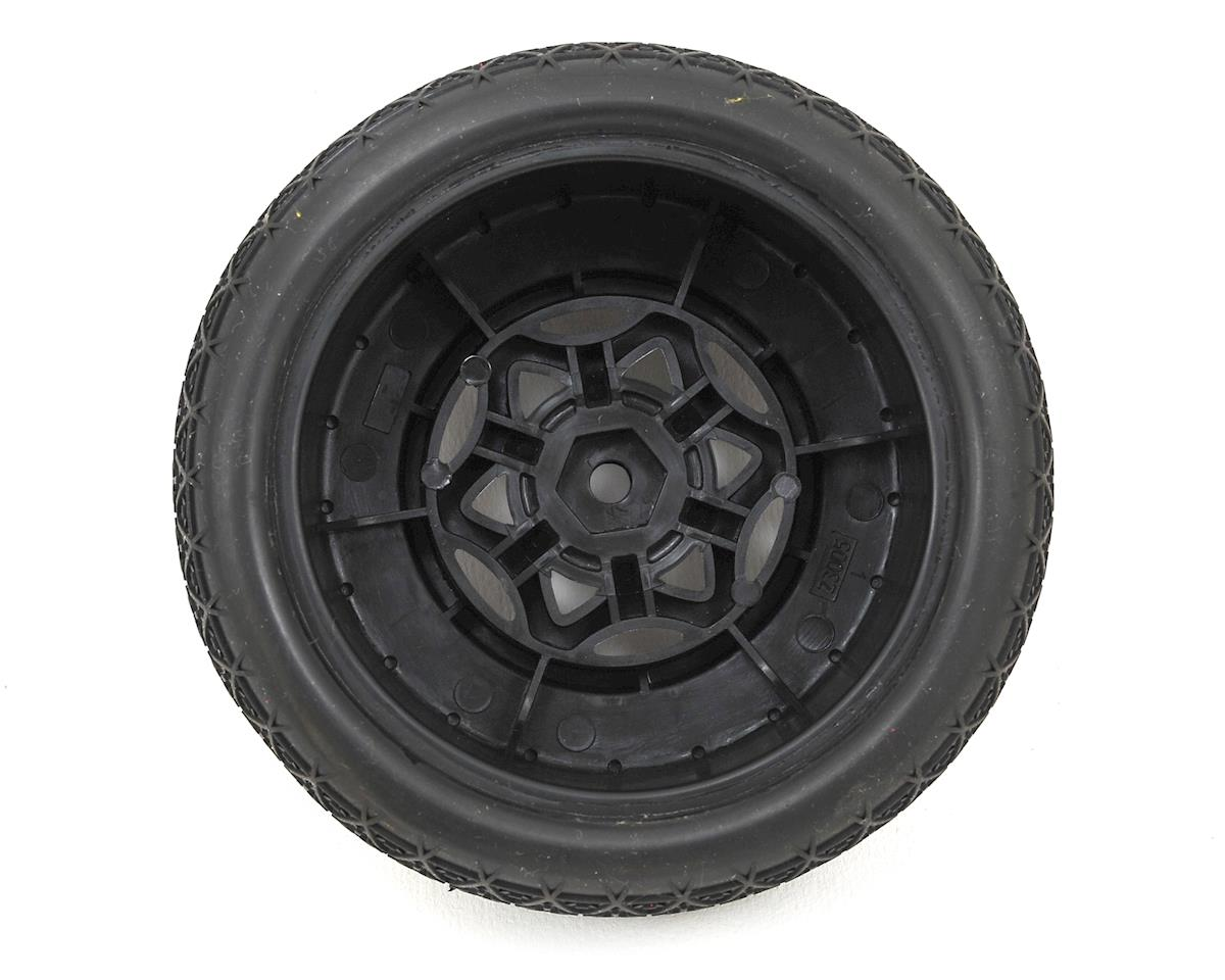 AKA Chain Link Wide SC Pre-Mounted Tires (SC5M) (2) (Black) (Soft)