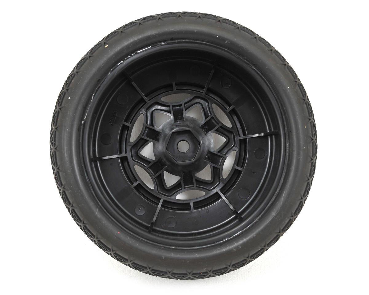 AKA Chain Link Wide SC Pre-Mounted Tires (22SCT/TEN-SCTE) (2) (Super Soft)