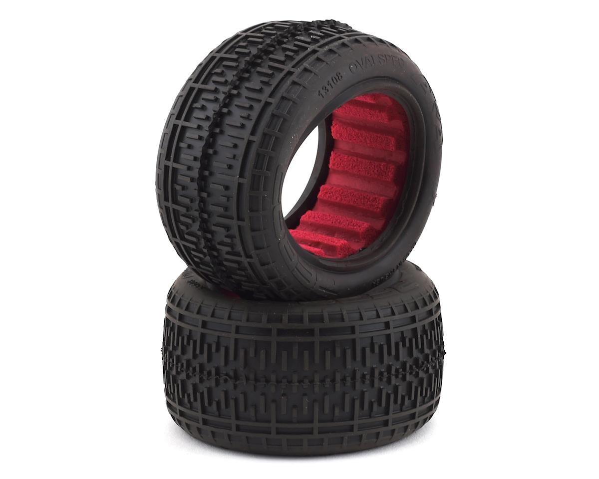 "AKA Rebar 2.2"" Rear Buggy Tires  w/Red Insert (2) (Soft)"