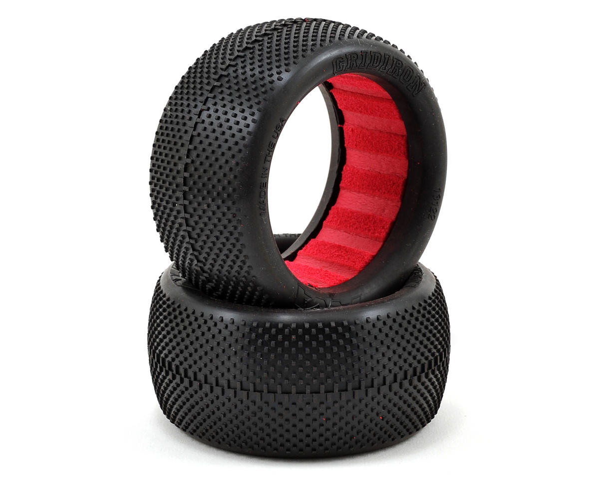 "AKA ""EVO"" Gridiron Rear Buggy Tires (2) (Super Soft)"